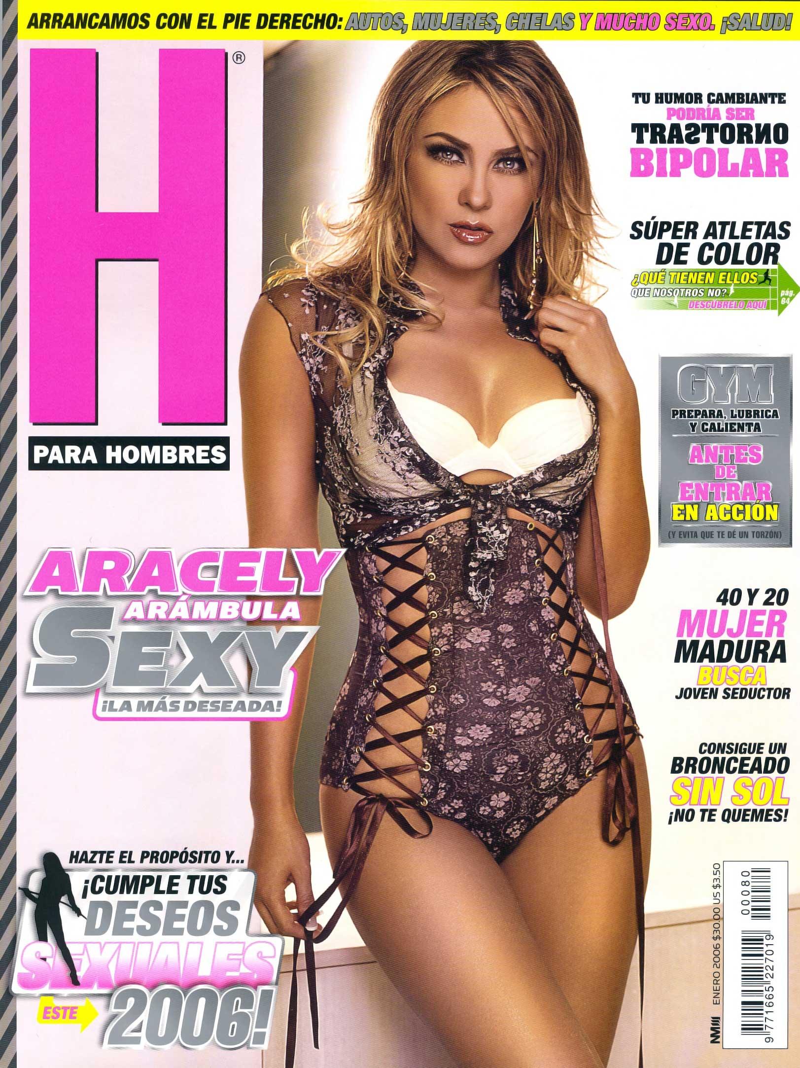Anais Salazar En Revista H mayo | 2008 | antologia de bellezas