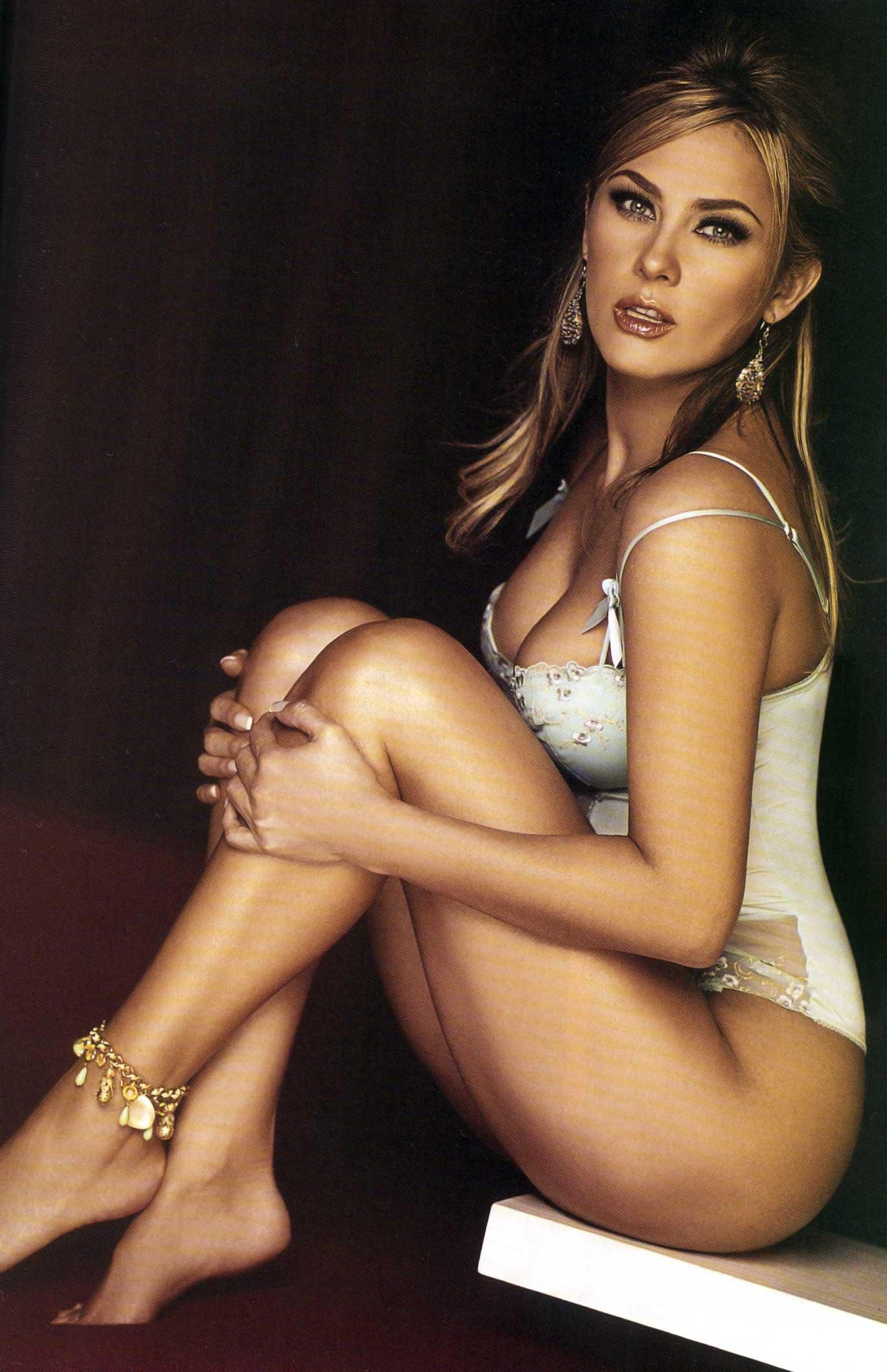 Geraldine Bazan desnuda en H Extremo. | MarcianosX.com