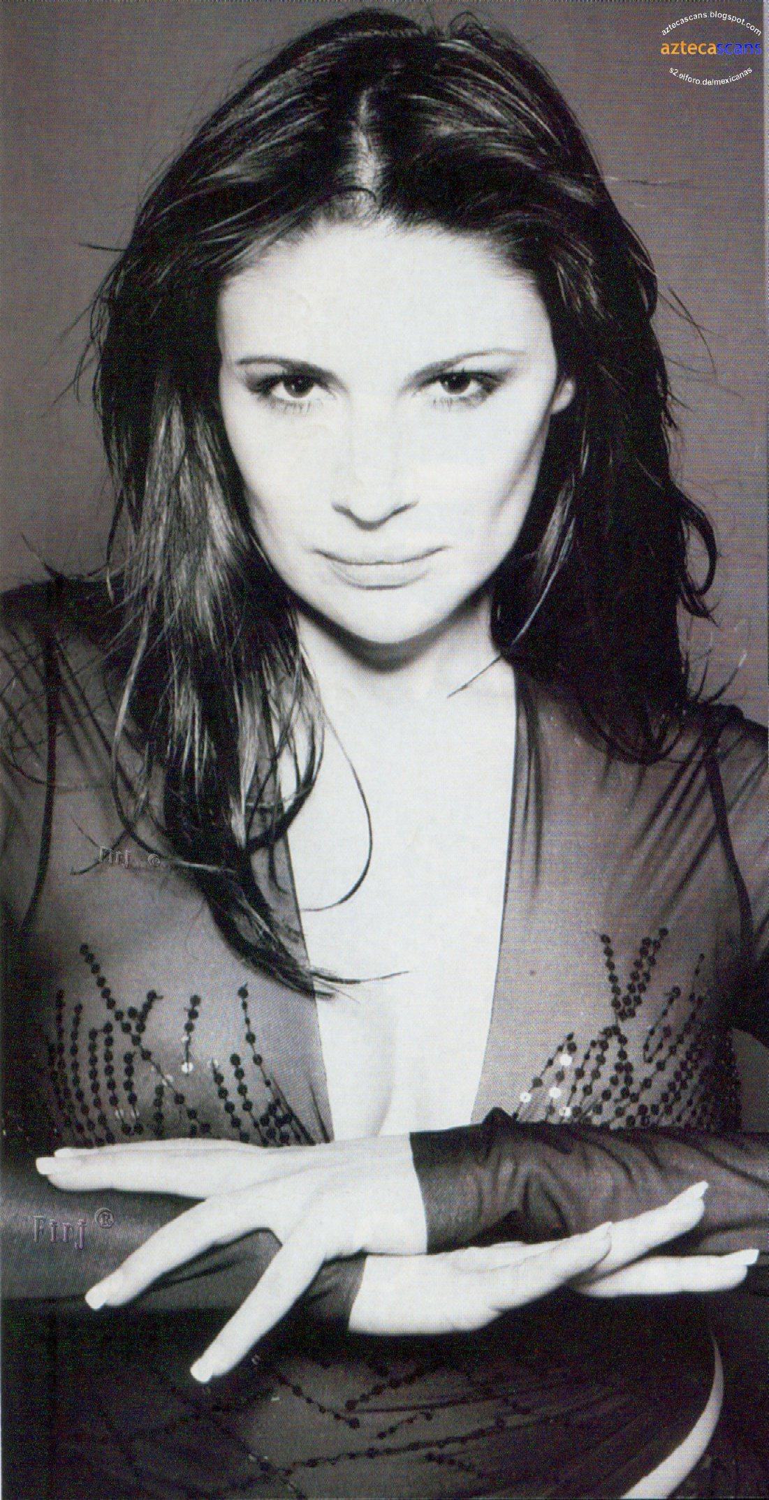 Anais Salazar En Revista H revista h   antologia de bellezas