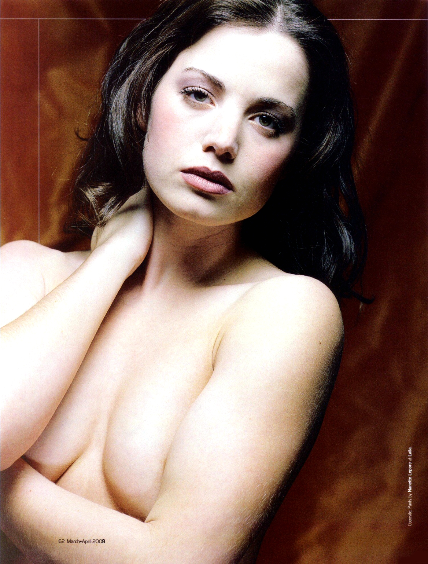 Erica Durance March Lo