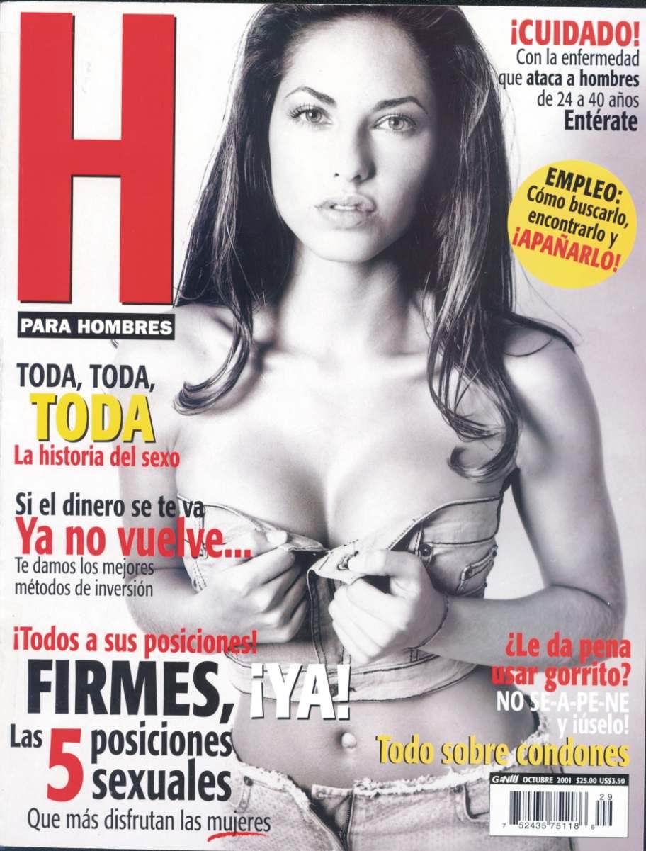 Martha higareda revista h fotos 42